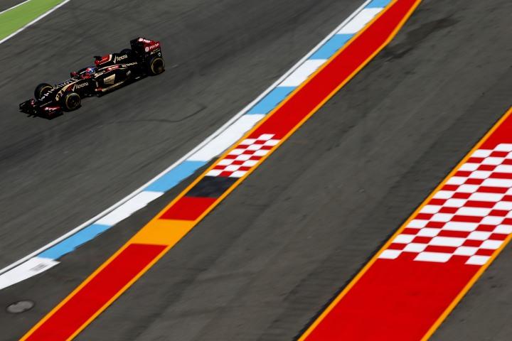 German Grand Prix: TrackAnalysis