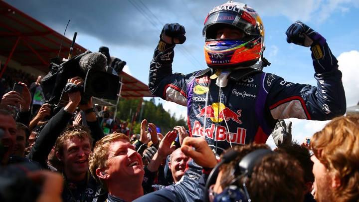 Belgian Grand Prix: Aussie AussieAussie