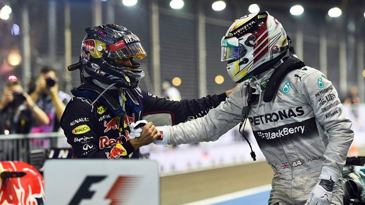 Singapore Grand Prix: Sledge Hammer Time