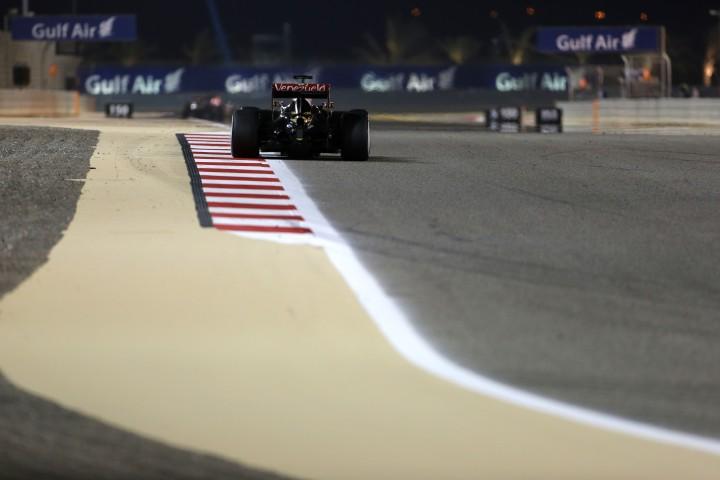 Bahrain Grand Prix: Mercedes And A FlyingFerrari