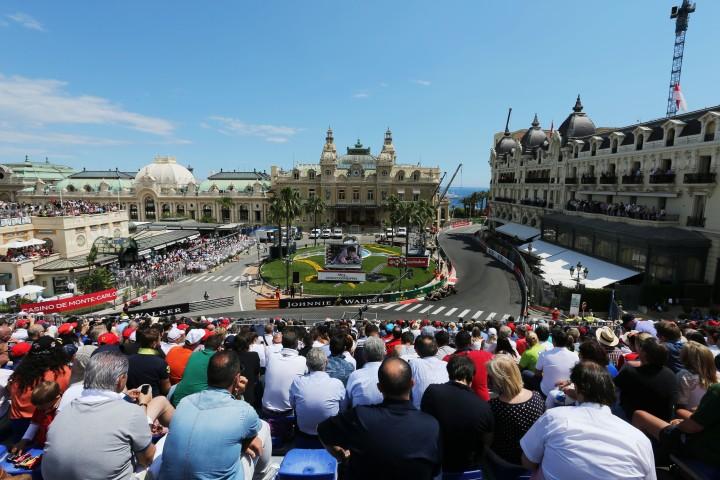 Monaco Grand Prix: Pit StopWoes